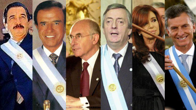 Líderes para los argentinos